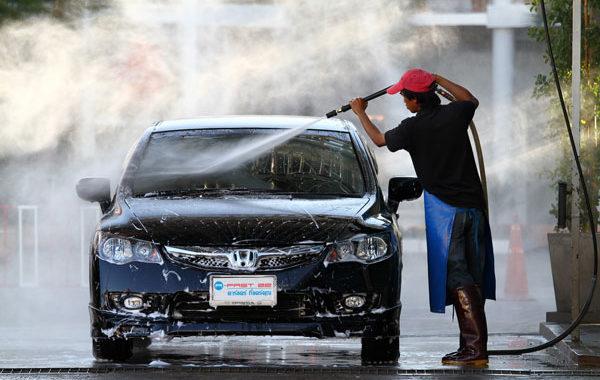 ล้างอัดฉีดรถยนต์