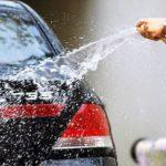 ล้างรถ การล้างรถที่ถูกวิธี