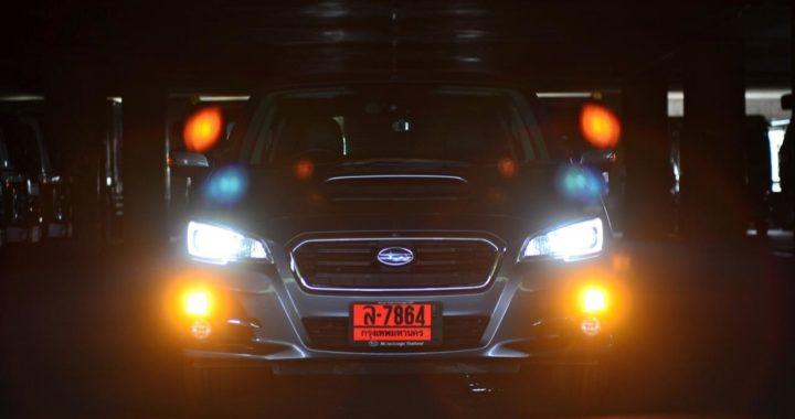 ขับรถยนต์ตอนกลางคืน3