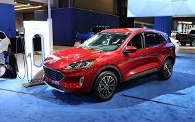 Ford Escape PHEV