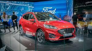 Ford Escape PHEV ปัญหา