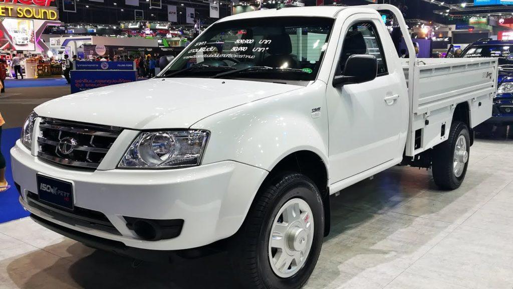 TATA Xenon Single Cab รถกระบะคันแกร่งจากอินเดีย