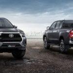 Toyota Hilux REVO Prerunner