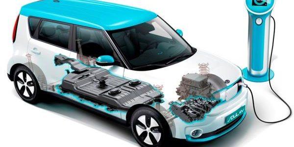 EV รถยนต์พลังงานไฟฟ้า