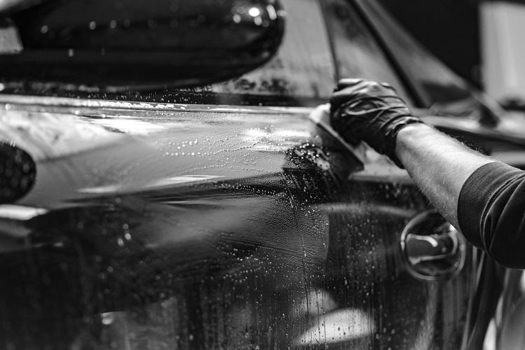 ล้างรถยนต์