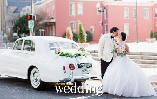 การตกแต่งรถยนต์ งานแต่งงาน