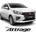 """""""Mitsubishi Attrage"""" รถยนต์ระดับซีดานราคาประหยัด  เอาใจมือใหม่อยากมีรถ"""