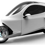 """""""Lit C-1"""" นวัตกรรมรถยนต์ พลังงานฟ้า 2 ล้อที่ไม่มีวันล้ม"""