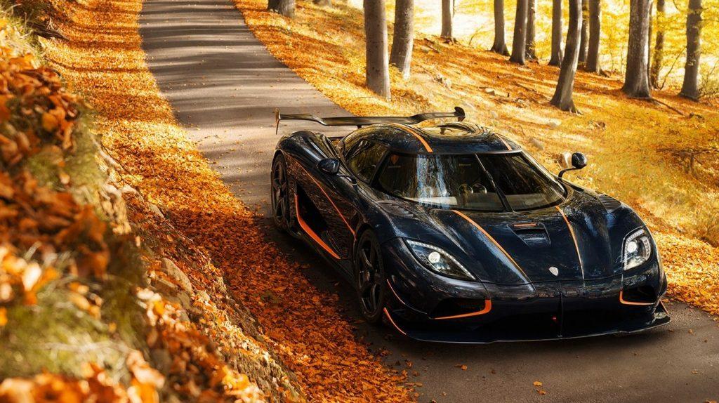 Supercar ที่วิ่งได้เร็วที่สุดในโลก